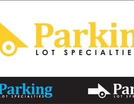 "#80 untuk Design A Logo for ""Parking Lot Specialties"" oleh lanangali"