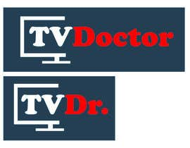 grafic2 tarafından Design a Logo and mini logo for TV Doctor için no 55