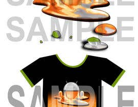 nº 21 pour Design a Tee for Android Halloween par Radiant1976