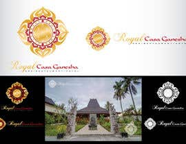 #50 for Design logo for a resort in Bali by GeorgeOrf