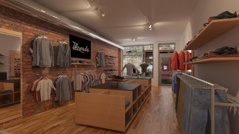 Best small retail store design joy studio design gallery - Men s clothing store interior design ideas ...