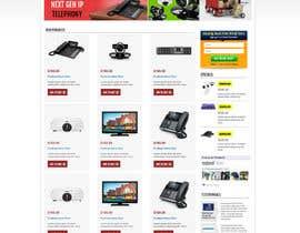 Nro 68 kilpailuun Website Mockup käyttäjältä atularora