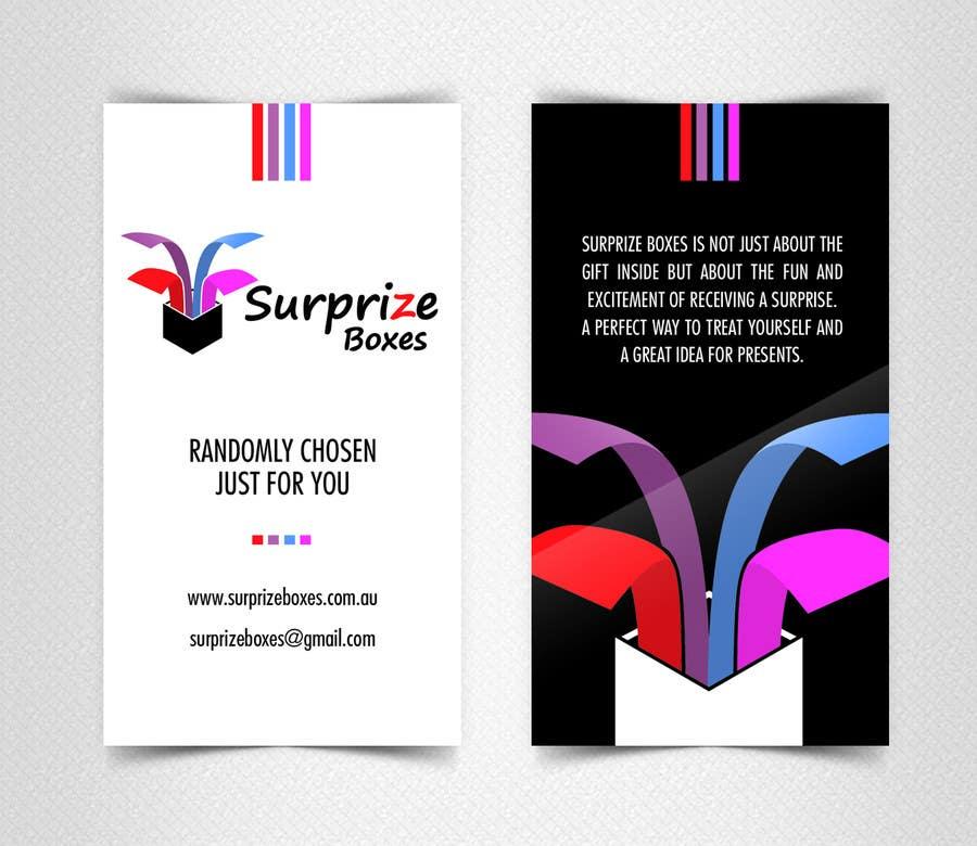 Kilpailutyö #34 kilpailussa Design some Business Cards for an online store