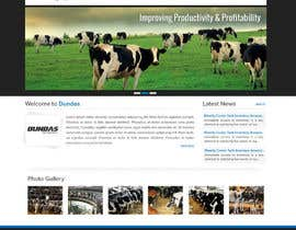 #7 cho Design a Website Dundas Agri Systems Inc bởi suryabeniwal