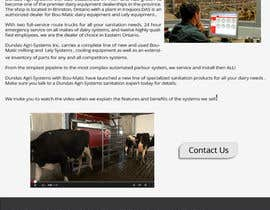 #71 cho Design a Website Dundas Agri Systems Inc bởi lauranl