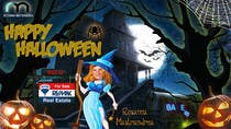 Contest Entry #17 for Design a Halloween postcard for a real estate agent