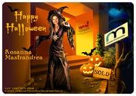 Contest Entry #14 for Design a Halloween postcard for a real estate agent
