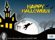 Contest Entry #21 for Design a Halloween postcard for a real estate agent