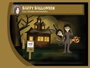 Contest Entry #26 for Design a Halloween postcard for a real estate agent