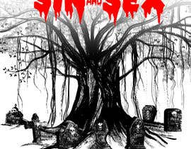 "#18 untuk Create a cover for a book called ""Blood Stained Tales of Sex and Sin"" oleh EvaGante"