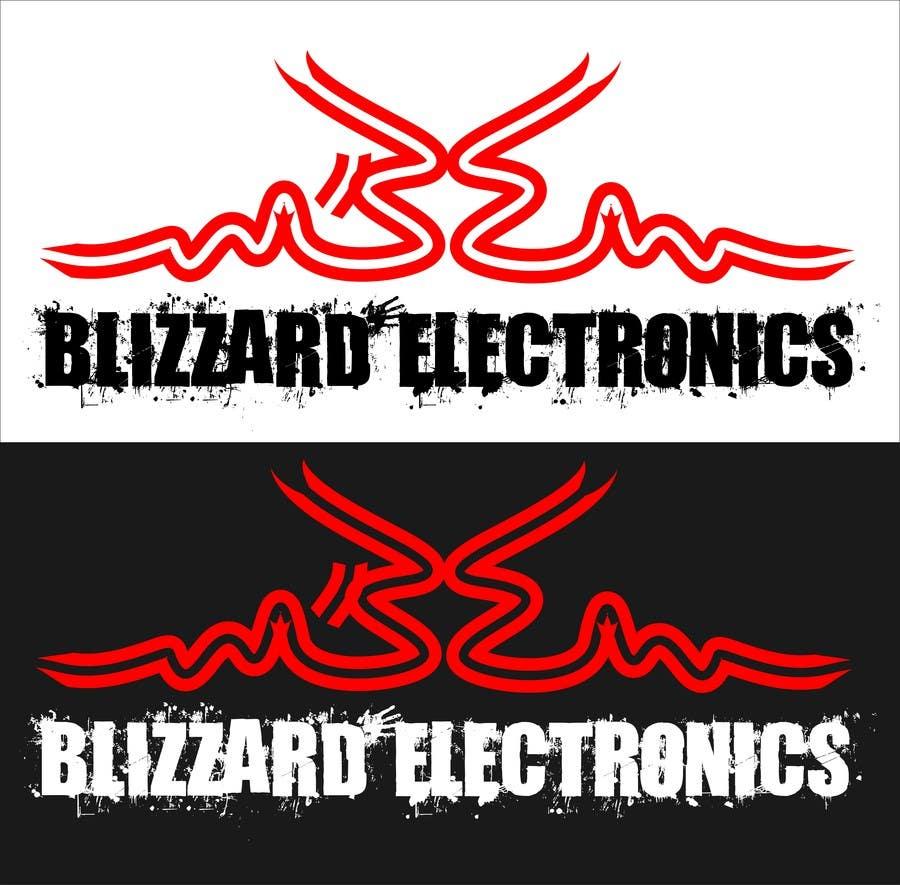 Inscrição nº 29 do Concurso para Design a Logo for Blizzard Electronics