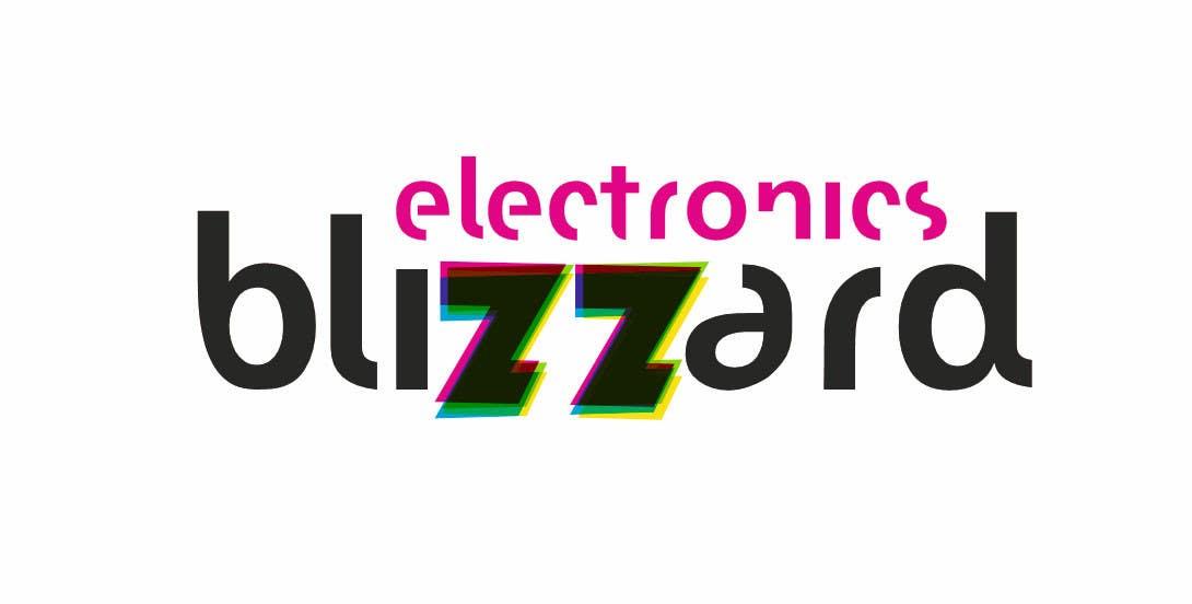 Bài tham dự cuộc thi #151 cho Design a Logo for Blizzard Electronics