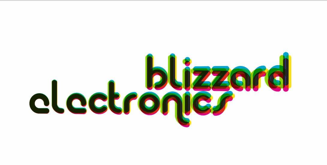 Inscrição nº 152 do Concurso para Design a Logo for Blizzard Electronics