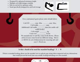 #10 for Design a Brochure for a Product af Liringlas
