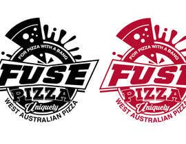 Nambari 43 ya Fuse Pizza is seeking a logo! na madone01