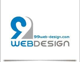 nº 162 pour Design a Logo for   99web-design.com par indraDhe