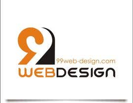 nº 190 pour Design a Logo for   99web-design.com par indraDhe