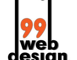 nº 33 pour Design a Logo for   99web-design.com par Arina89