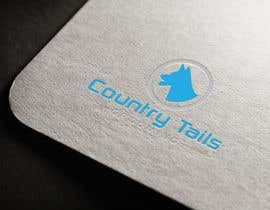 #77 for Country Tails Logo 2 by Designart009