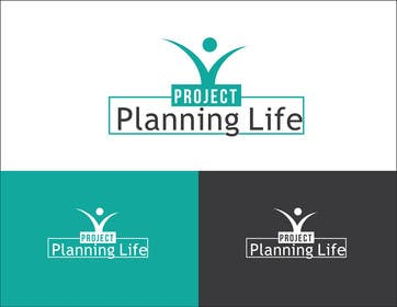 #38 for Design a Logo - Project Planning Life Blog by alizahoor001