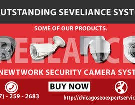 #2 for I need 6-7 banners design for a security camera ecommerce company by khaliddztxk