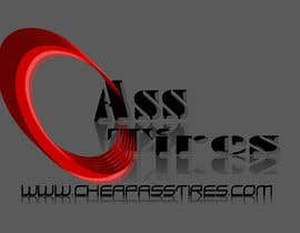 "nº 24 pour Design a trademark logo for  ""Cheap Ass Tires"" par PICIUV"