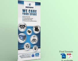 #19 for Design a roll up Banner by MrDesi9n