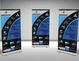 #35 para Design a roll up Banner de samiku06