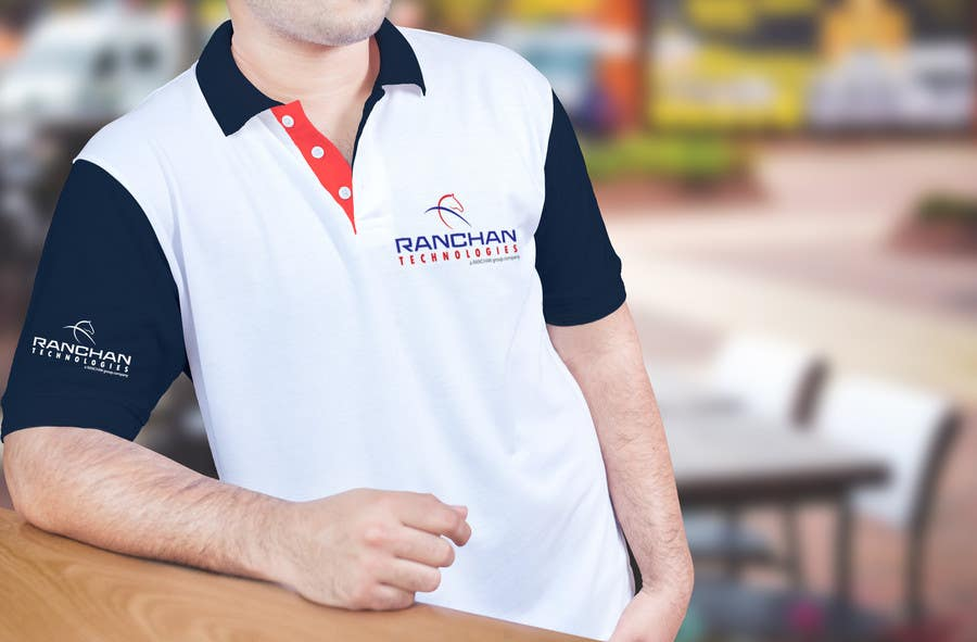 Entry 7 By Hiteshtalpada255 For Design A Corporate Polo T Shirt For