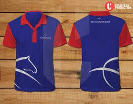#4 para Design a corporate polo T-Shirt for company uniform de dhido