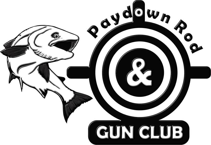 ผลงานการประกวด #14 สำหรับ Design a Logo - Paydown Rod & Gun Club