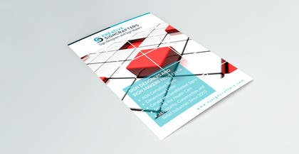 #17 para Design a Brochure for a Sign Company de LeeniDesigns