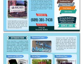 #5 para Design a Brochure for a Sign Company de sadesigner07