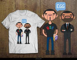 #9 para EEG Nation Design Two T-Shirt de avtoringUK