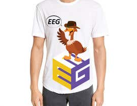 #31 para EEG Nation Design Two T-Shirt de AnnStanny