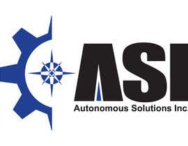 #10 para Logo Design for Autonomous Solutions Inc. por livoizai