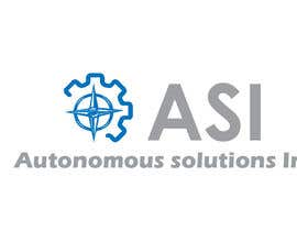#67 para Logo Design for Autonomous Solutions Inc. por crystalsimpleweb