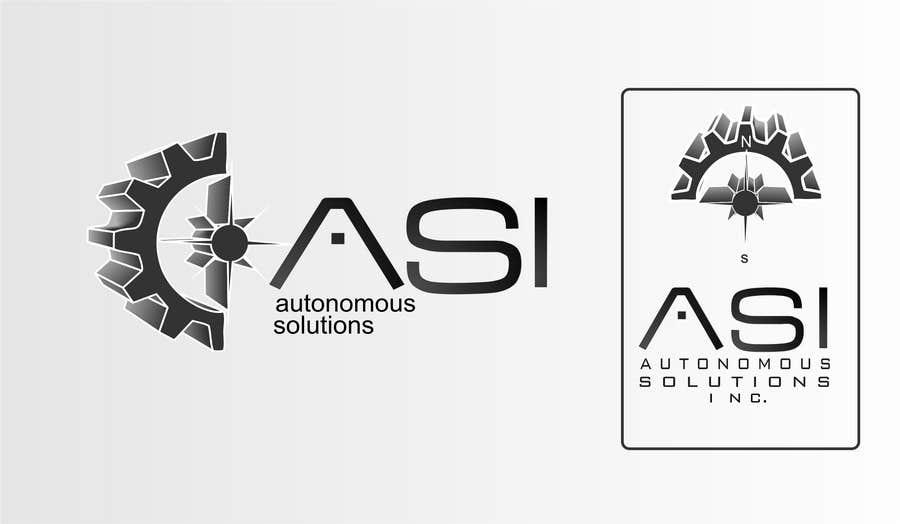 Inscrição nº 114 do Concurso para Logo Design for Autonomous Solutions Inc.