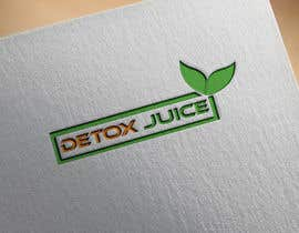 #20 para I need to development a logo for Detox Juice de sunmoon1