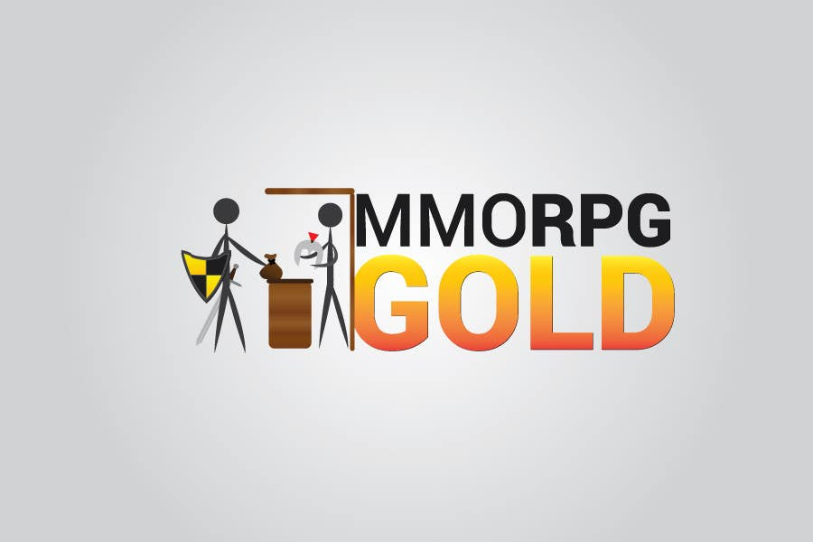 #79 for Design a Logo for a website related to game gold, game Items and power leveling service by Rhasta13