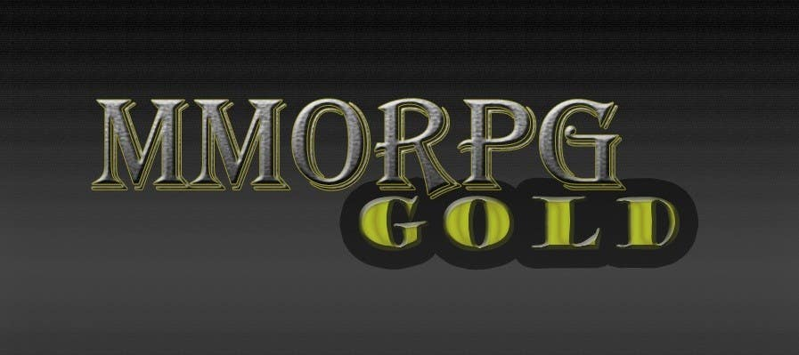 #11 for Design a Logo for a website related to game gold, game Items and power leveling service by kalel0021