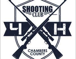 #4 para Design a Logo for a 4-H Shooting Club de natser05