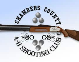#6 para Design a Logo for a 4-H Shooting Club de itrex111