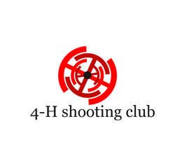 #8 para Design a Logo for a 4-H Shooting Club de munnamgc