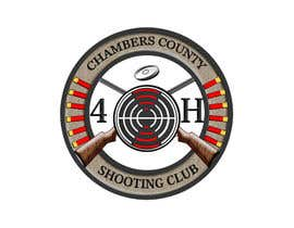 #10 สำหรับ Design a Logo for a 4-H Shooting Club โดย munnamgc