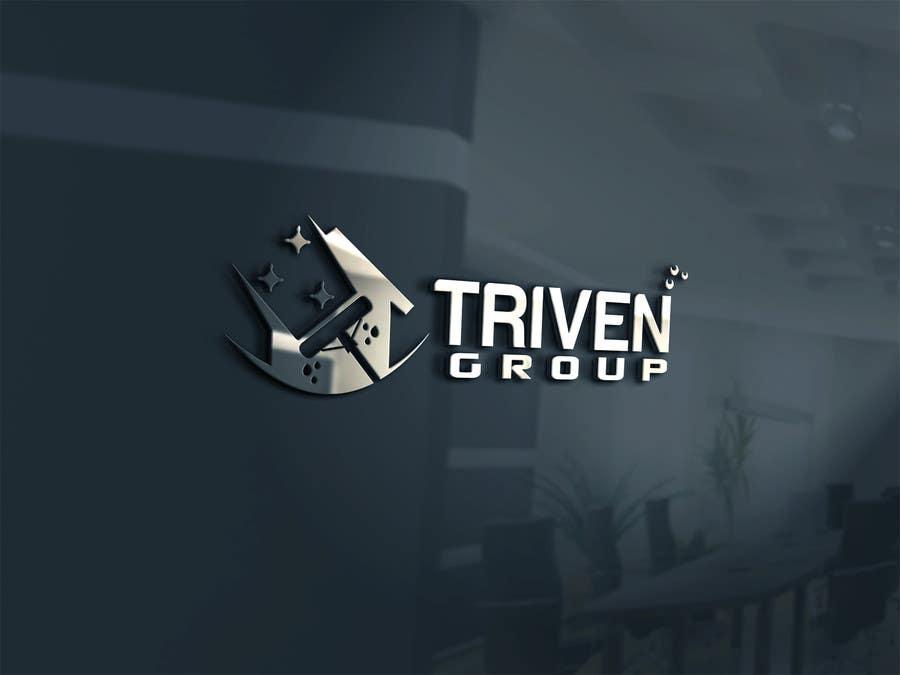 Конкурсна заявка №8 для Logo: TRIVEN -- 1