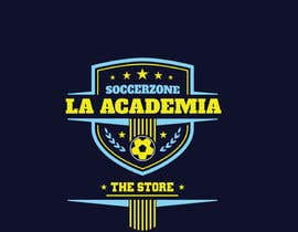 #3 for Amend a Soccer Logo by smarchenko