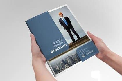 #4 για Design a corporate report από binary14
