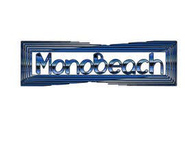 "#4 for design a logo for ""monobeach"" by srichardsom"