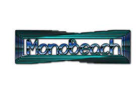 "#5 สำหรับ design a logo for ""monobeach"" โดย srichardsom"